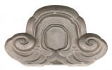 Cloud Gable Ornament